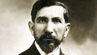 L'écrivain d'extrême-droite Charles Maurras(1868-1952).  (Pierre Petit / Archives-Zephyr / Leemage / AFP)