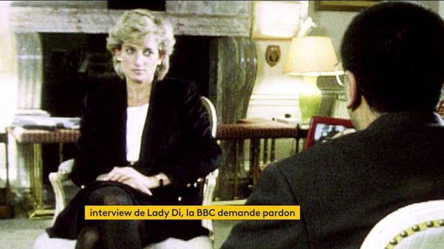 Royaume-Uni : les excuses de la BBC au sujet de l'entretien polémique de la princesse Diana