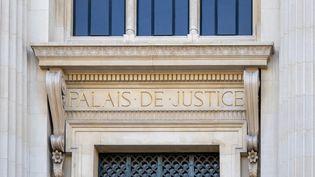 Le Palais de Justice de Paris le 6 septembre 2021. (CARINE SCHMITT / HANS LUCAS)