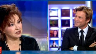 Marlène Jobert se raconte à Laurent Delahousse  (France 2 / Culture box)