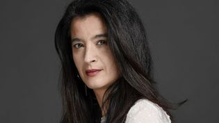 L'écrivain Vanessa Schneider  (JF Paga)