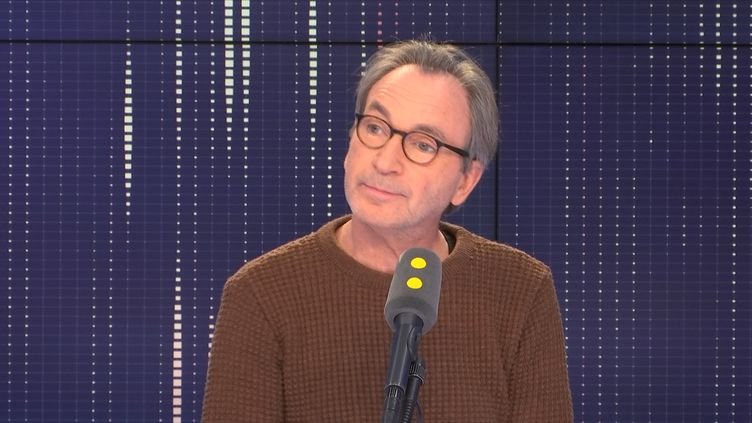"""La série """"Aux animaux la guerre""""prend quelque distance avec leroman homonyme de Nicolas Mathieu, qui a étroitement participé à l'adaptation. (FRANCEINFO / RADIOFRANCE)"""