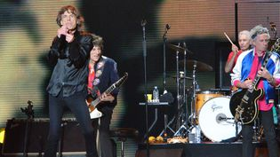 Les Rolling Stones à Shanghai (12 mars 2014)  (Newscom / SIPA)