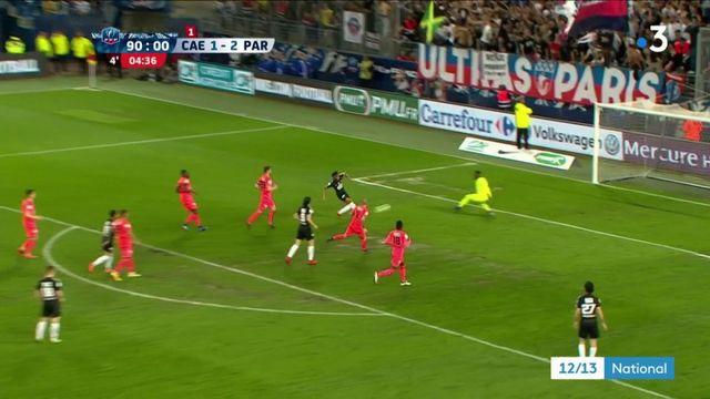 Football : le PSG s'offre la finale de la Coupe de France face à Caen