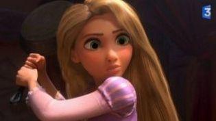 """""""Raiponce"""", le nouveau Walt-Disney, doublé par Isabelle Adjani et Romain Duris  (Culturebox)"""
