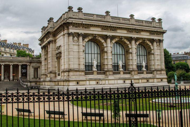 Palais Galliera, musée de la Mode de la Ville de Paris  (Bruno LEVESQUE / IP3 PRESS/MAXPPP)