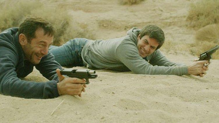 "Jason isaac et Wes Bentley dans ""Things People Do"" de Saar Klein  (DR)"