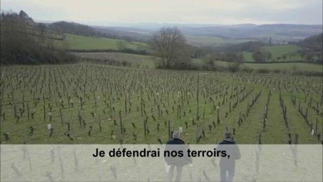 VIDEO. Clip de campagne de Nicolas Dupont-Aignan