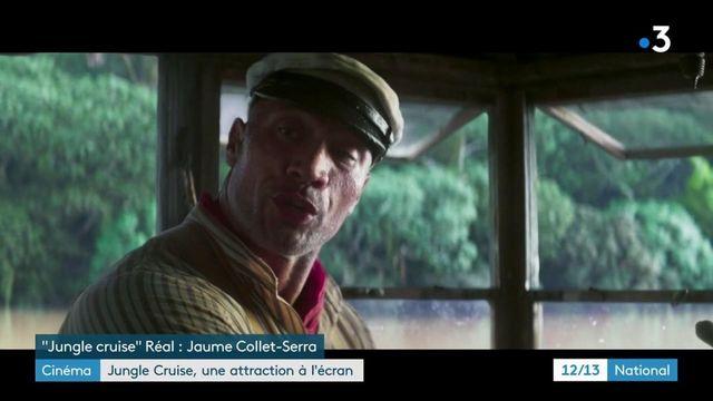 Cinéma : Jungle Cruise, le dernier film Disney en salle