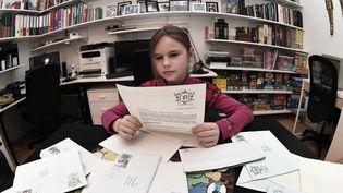 environ 22 mille enfants ont été consultés pour donner leur avis (FREDERICK FLORIN / AFP)