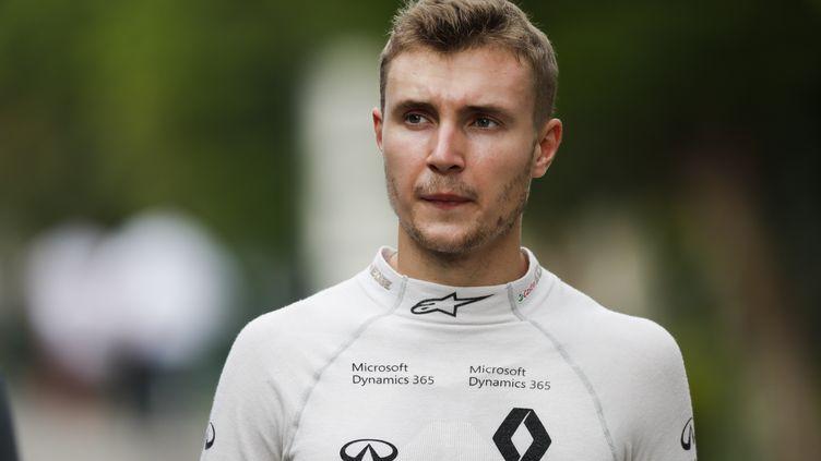 Le pilote russe de F1, Sergey Sirotkin, nouvel équipier de Ströll chez Williams (FLORENT GOODEN / DPPI MEDIA)