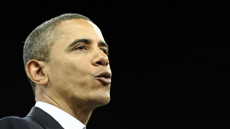 Barack Obama, octobre 2010 (AFP - Jewel Samad)
