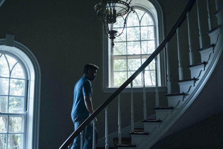 """Colin Farrell dans """"Mise à mort du cerf sacré"""" de Yorgos Lanthimos  (Haut et Court)"""