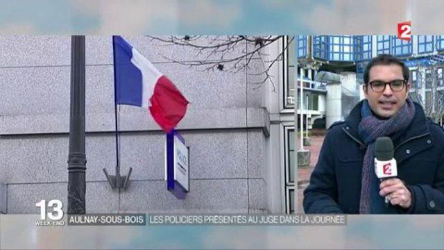 Aulnay-Sous-Bois : les policiers présentés au juge