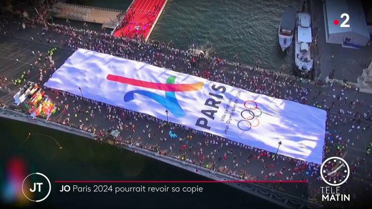 «Si on va vers un détricotage progressif de tout cela, c'est le sens même de Paris 2024 que l'on attaque», indique Mathieu Hanotin, maire PS de Saint-Denis. (France 2)