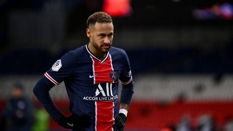 Neymar et Nike se sont séparés sur fond d'allégations d'agression sexuelles. (FRANCK FIFE / AFP)