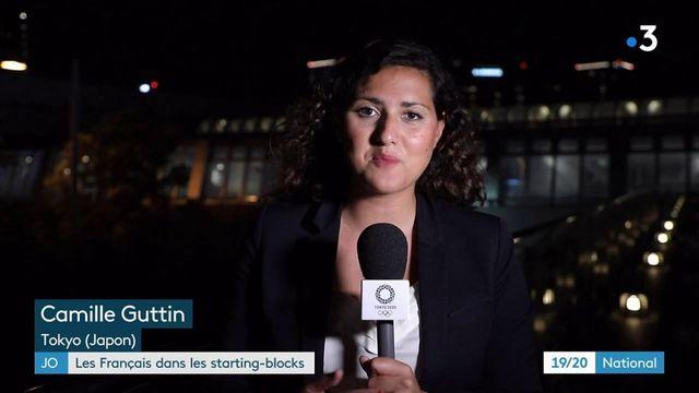 JO 2021 : les Français dans les starting-blocks