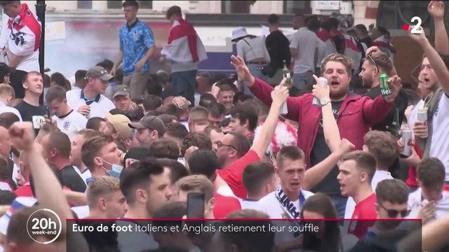 Euro 2021 : les Anglais croient à la victoire