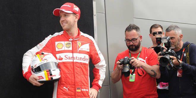 Sebastian Vettel nouvelle figure de proue de Ferrari