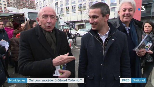 Municipales à Lyon : qui pour succéder à Gérard Collomb ?