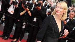 Cate Blanchett, Cannes, le 19 mai 2015.  (R4679 / Antonio Barros/picture alliance / Picture-Alliance/AFP)