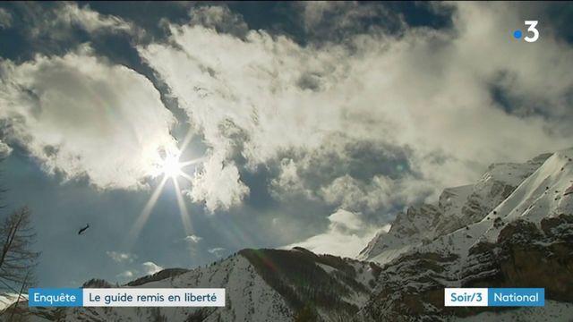 Avalanche dans les Alpes-Maritimes : le guide relâché