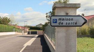 Pour lutter contre les déserts médicaux, une maison de santé a vu le jour dans la Loire. (CAPTURE ECRAN FRANCE 3)