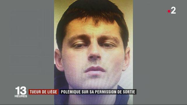 Tueur de Liège : polémique sur sa permission de sortie