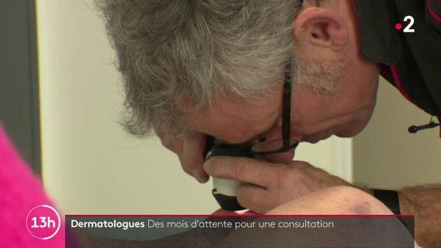 Charente : des délais très longs pour consulter un dermatologue