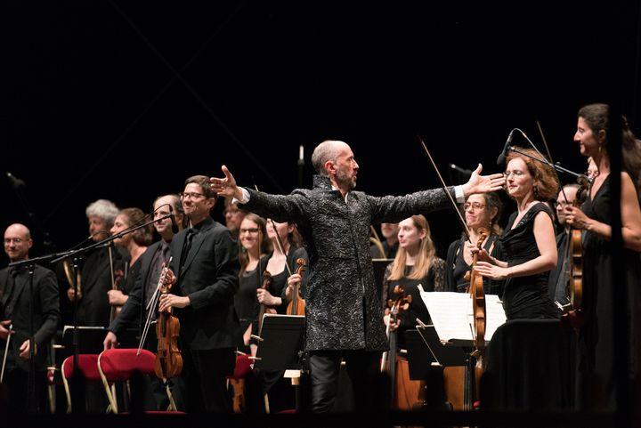 Hervé Niquet et Le Concert Spirituel au château de Pupetières. Festival Berlioz. Samedi 26 août 2017  (Festival Berlioz)