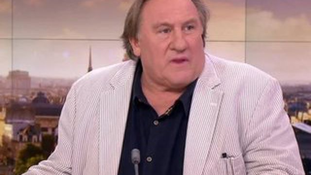 """Gérard Depardieu présente """"Valley of love"""""""