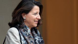 La ministre de la Santé, Angès Buzyn, quitte l'Elysée à Paris, le 11 janvier 2019. (MUSTAFA YALCIN / ANADOLU AGENCY / AFP)