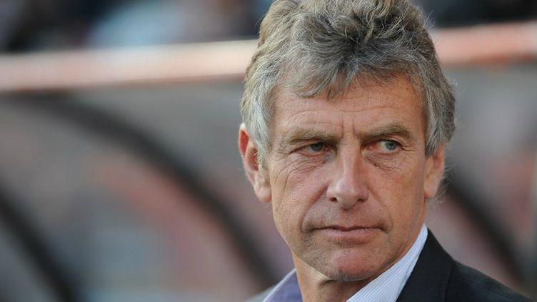 Christian Gourcuff, nouvel entraîneur des Fennecs.