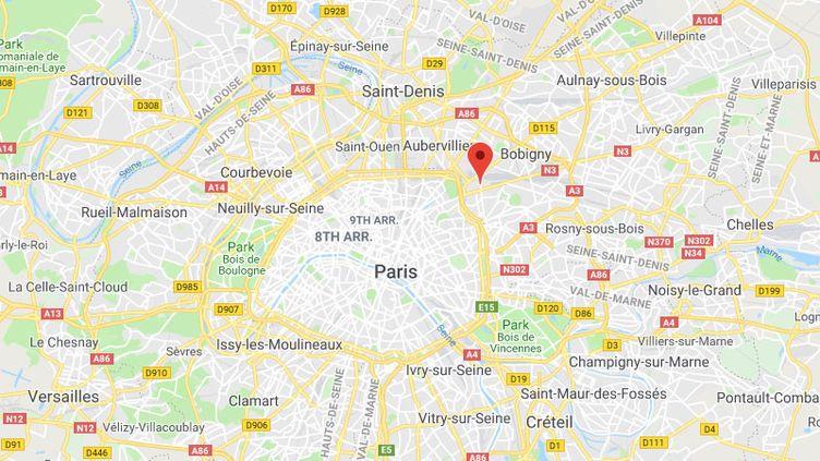 Un homme est mort et un autre grièvement blessé mardi soir à Pantin (Seine-Saint-Denis), dans la cité Scandicci. (GOOGLE MAPS)