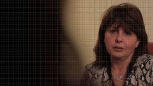 Une femme victime de violences antisémites a été obligée de quitter son logement en région parisienne. (CAPTURE ECRAN FRANCE 2)