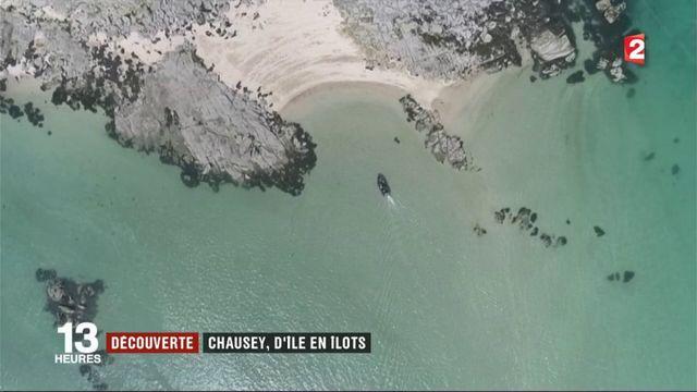 Feuilleton : Chausey, d'île en îlots (1/5)