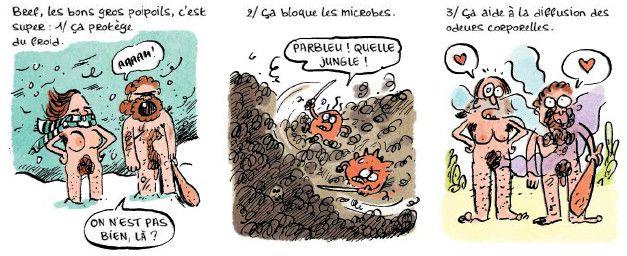 """""""La science infuse, tous à poils !"""" Marion Montaigne Topo  (Marion Montaigne)"""