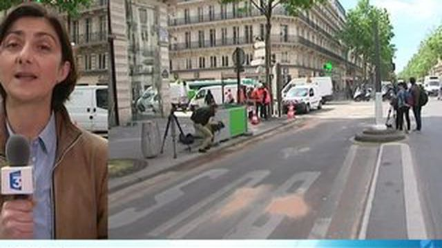Paris : de retour de boîte, deux policiers tuent un automobiliste