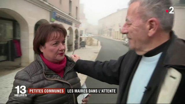 """""""Gilets jaunes"""" : les maires des petites communes sont dans l'attente"""