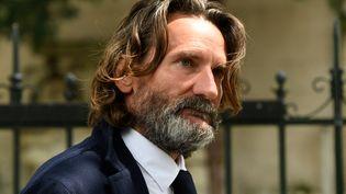 L'écrivain et réalisateur Frédéric Beigbeder à Paris (France) le 4 juin 2020 (BERTRAND GUAY / AFP)