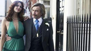 "Tamsin Egerton et Steve Coogan dans ""A Very Englishman"" de Michael Winterbottom  (Pretty Pictures)"