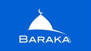 Le logo de l'association BarakaCity. (BARAKACITY)