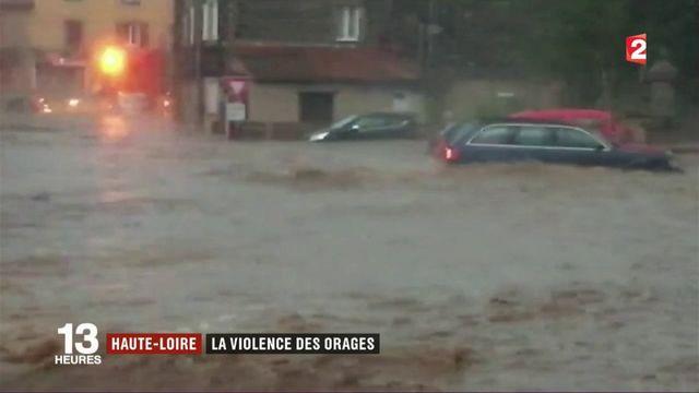 Intempéries en Haute-Loire : un mort et de nombreux dégâts matériels