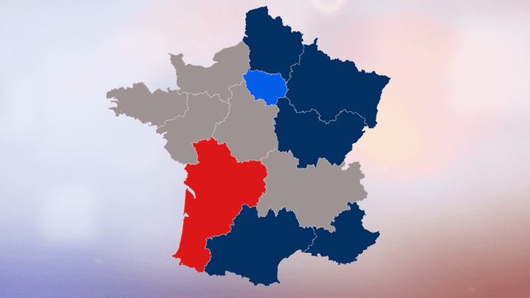 Présidentielle : découvrez qui arrive en tête des intentions de vote dans votre région à trois jours du scrutin (NICOLAS ENAULT / CARTO)