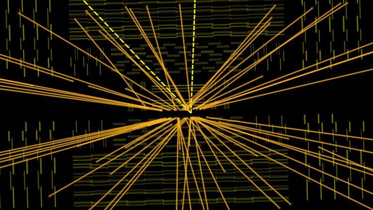 Les candidats au baccalauréat de physique ont planché sur le Boson de Higgs, mercredi 18 juin. ( AFP )