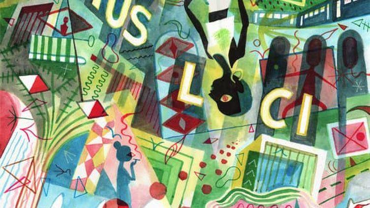 """Affiche du court-métrage """"Genius Loci"""", nommé aux Oscars. (KAZAK PRODUCTIONS)"""