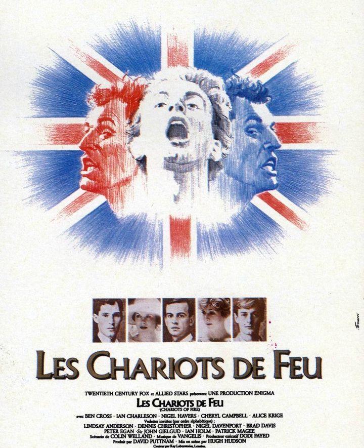 L'affiche du film Les Chariots de feu de Hugh Hudsonsorti en 1981. (Enigma Film / Warner Bros)