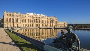 Le château de Versailles (Yvelines), le 4 septembre 2013. (BERTRAND GARDEL / HEMIS.FR / AFP)