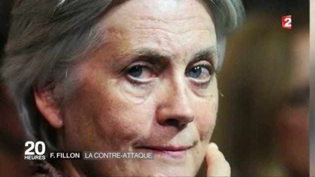 Affaire Penelope Fillon : la contre-attaque de François Fillon