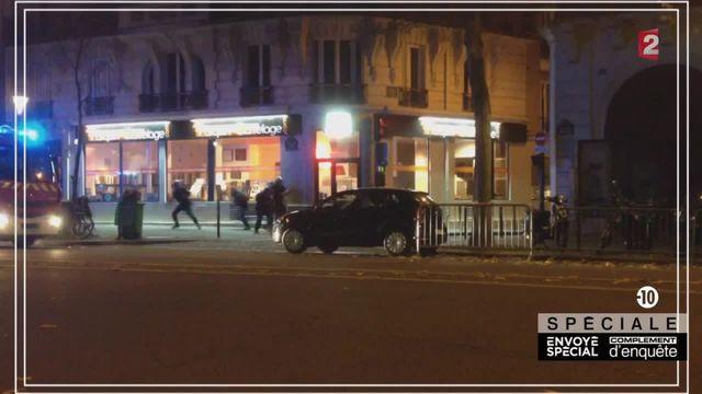 Attentats de Paris. Nouvelles images